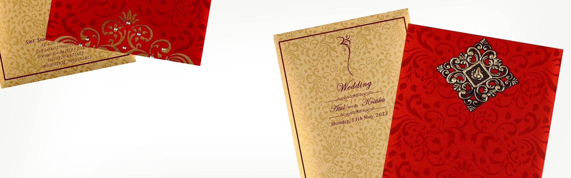 Paras Traders | Bharuch, Gujarat, INDIA - Invitation Card, Wedding ...